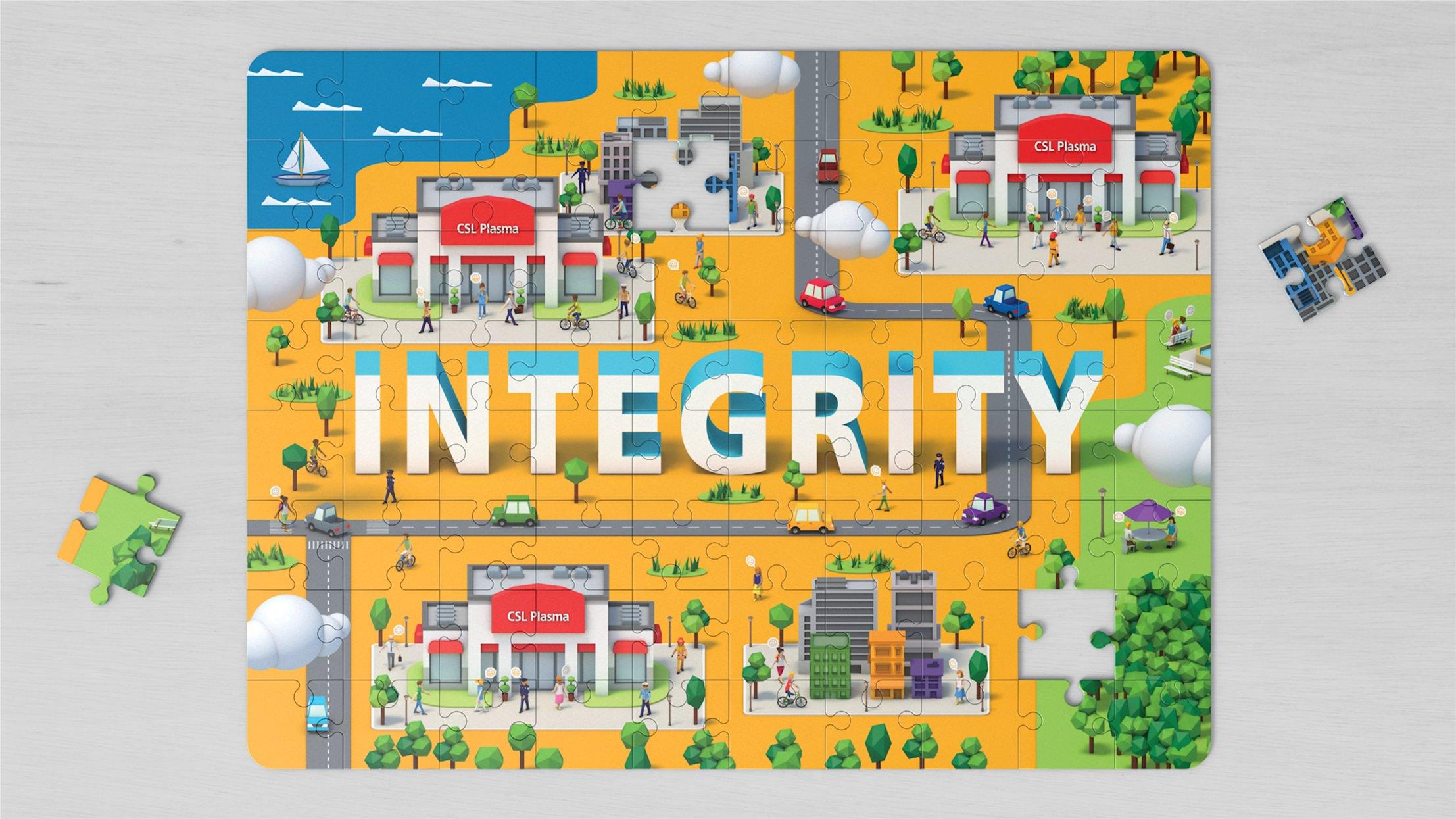 CSL Augmented Reality Design Agency - Battle Media