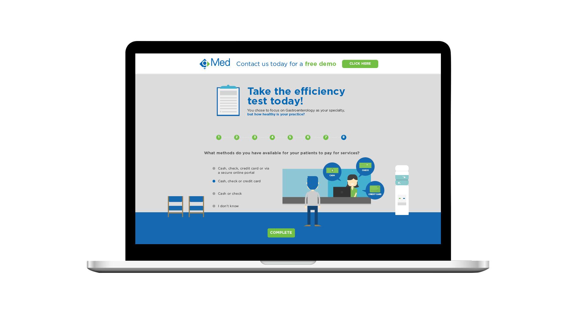 gMed Integrated Marketing Agency - Battle Medialab